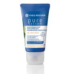 Yves Rocher Pure System Pore Clearning Mask