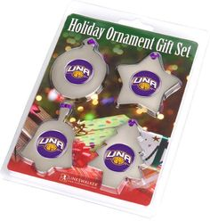 North Alabama Lions - Ornament Gift Pack