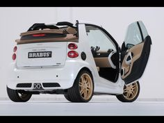 BRABUS Ultimate based on Smart fortwo cabrio Front HD