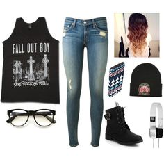 Fall Out Boy Outfit #2