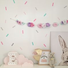 Image of Sprinkle Wall Decals