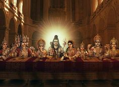 Navratri Puja will help you overcome all your negativities. Flourish with wealth on this Navratri by offering Homam to Lakshmi, Saraswathi & Durga. Rudra Shiva, Shiva Shakti, Om Namah Shivaya, Krishna Avatar, Navratri Puja, Lord Krishna Wallpapers, Lord Shiva Family, Shiva Art, Hindu Art