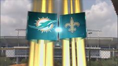Dolphins at Saints Preview