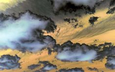 Browse through images in Richard Yates' Sky Art collection. Unique and Interesting Sky and Cloud Photos that have been photographically enhanced with inverted colors and processing. Invert Colors, Cloud Photos, Creative Box, Sky Art, Sky And Clouds, Imagination, The Outsiders, Alternative, That Look