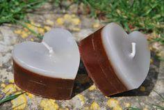 Vela Corazón REF.126 | Jabones y Velas Cal Pau