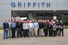 Merry Christmas from Griffith Ford San Marcos