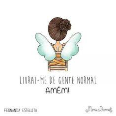 Amém! | Mônica Crema