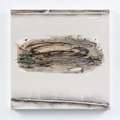 2014, acrylic, oil on canvas, 40 × 40 cm