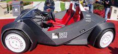 #Curiosidades Impresora 3D produce un coche en 6 días. Realmente espectacular @LocalMotors #NoSóloTendencias