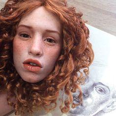 Artista russo cria bonecas tão realistas que chegam a ser assustadoras   Tá Bonito
