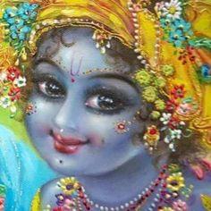 🥀🌷The Divine Child Krishna Radha Krishna Wallpaper, Radha Krishna Images, Lord Krishna Images, Krishna Radha, Hare Krishna, Radha Rani, Krishna Pictures, Fallen Souls, Cute Baby Girl Pictures