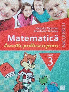 PDF Matematica Clasa A Iii A Exercitii Probleme Si Jocuri De Victoria Paduraru Family Guy, Victoria, Guys, Comics, Fictional Characters, Comic Book, Boyfriends, Cartoons, Fantasy Characters