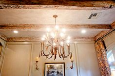 Rustic Crown Molding On Pinterest Southern Living Rooms