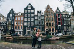 Travelers' Family Photography in Amsterdam - rudenko-photography.com