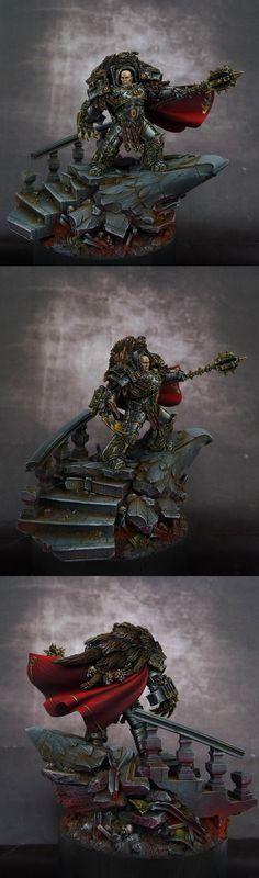 Horus the Warmaster