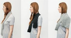 CONSTRUCTION NO. 2 Knitting Pattern by by CONSTRUCTIONKNITTING