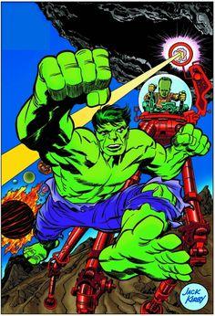 #Hulk #Fan #Art. (Cap'n's Comics: Hulk) By: Jack Kirby. (THE * 5 * STÅR * ÅWARD * OF: * AW YEAH, IT'S MAJOR ÅWESOMENESS!!!™)[THANK U 4 PINNING!!!<·><]<©>ÅÅÅ+(OB4E)
