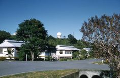 Memories of Clark Airbase in 1959/1960 base housing with lily hill in the background
