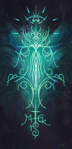 Sigil of Health, Beauty, and Wellness Or more specifically, a sigil to help you achieve inner and outer beauty and wellness through making healthy and smart choices for yourself.