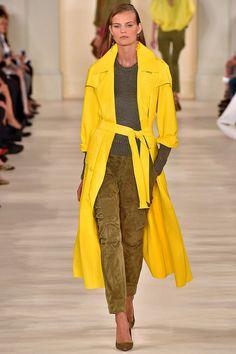 Ralph Lauren Spring 2015 RTW – Runway – Vogue