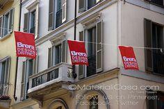 Brera Design District. #MilanoDesignWeek #iSaloni
