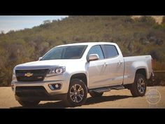 2015 Chevy Colorado and GMC Canyon Video Review by Kelley Blue Book's Zach Vlasuk