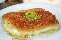 The very tasty Oriental pastry of Kune … – Wedding Dresses Greek Sweets, Greek Desserts, Greek Recipes, Easy Desserts, Cookbook Recipes, Cake Recipes, Dessert Recipes, Cooking Recipes, Greek Cake