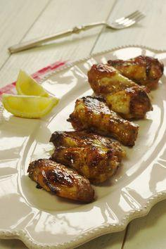 Cinco Quartos de Laranja: Asinhas de frango no forno picantes
