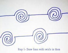 1SwirlLines