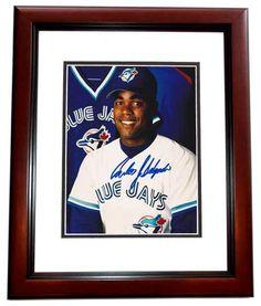0db2152b Mlb, Lpga, Delgado, Photograph, Baseball Cards, Frame, Toronto Blue Jays