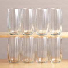 $10  Anna's Linens Samba Glass Set of 8