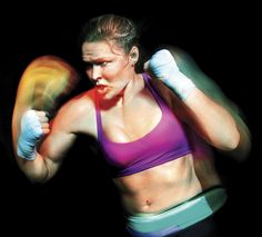 Mean Girl Why the world's best female fighter loves to be hated. By Kelefa Sanneh