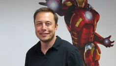 #LEAP MOTION #3D #NASA Elon Musk, l'actuel Tony Stark ?