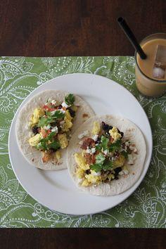 Kitchen Trial and Error: secret recipe club: breakfast tacos