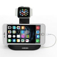 VersionTech Charging Station Dock Stand for Apple Watch iWatch Built-in Insert Slots with iPhone Stand   Specification: - Special designed for Apple Watch - It can hold the Watch stable and comfortable viewing with 45 degree angle as it charging - It Read  more http://themarketplacespot.com/wearable-technology/versiontech-charging-station-dock-stand-for-apple-watch-iwatch-built-in-insert-slots-with-iphone-stand/  Visit http://themarketplacespot.com to read more on this topic