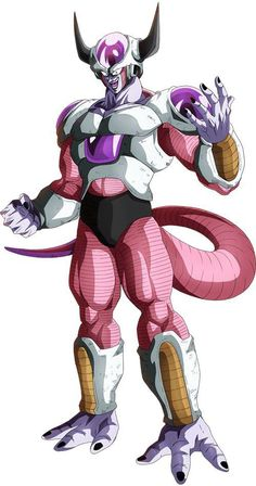 Dragon Ball Z, Dragon Ball Image, Lord Frieza, Monster Characters, Dbz Characters, Z Arts, Arte Horror, Awesome Anime, Character Drawing