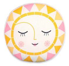 Sun Cushion Doll