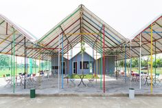 Gallery of RE-AINBOW / H&P Architects - 1