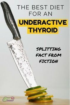 Thyroid hormones are a driving factor behind metabolic rate and weight management. As you would expect, many health problems emerge if our thyroid stops working properly. Studies show that at the very least 3.7% of American adults have an underactive thyroid. This article provides an unbiased summary of what to eat for an underactive thyroid, splitting fact from fiction. See it here http://www.dietvsdisease.org/the-best-diet-for-an-underactive-thyroid/ #Exerciseforthyroidproblems