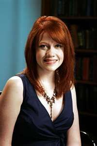 Author Richelle Mead, who I was lucky enough to meet in 2010 at a booksigning in Harrods, London!