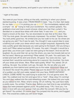 Part two. SORRY if they are not very good. I haven't written any before these are my first so yeah. Lol. R5 imagine