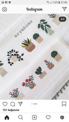 Crochet Bedspread, Creative Embroidery, Diy Crafts Hacks, Cross Stitch Flowers, Cross Stitching, Needlepoint, Pattern, Celtic Cross Stitch, Floral Illustrations