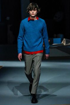 Prada | Fall 2013 Menswear Collection | Style.com