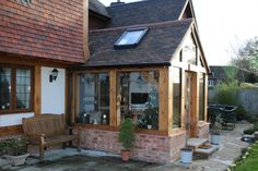 Adding an oak framed extension in the form of a garden room or a conservatory is a simple and attractive way to gain space without moving house. It is an excellent way to bring the outdoors in, and [...]