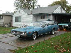 72 Dodge Coronet
