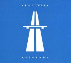 Kraftwerk.  Autobahn (1975)