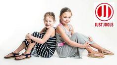 Nieuwe collectie van Just Jools! Super leuke sandalen voor een leuke prijs.
