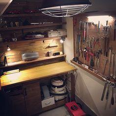 工具箱/バイク/ガレージライフ/ガレージ/DIYのインテリア実例 - 2017-10-10 19:24:47 | RoomClip(ルームクリップ)