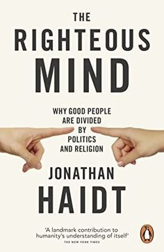 Booktopia has The Righteous Mind, Why Good People are Divided by Politics and Religion by Jonathan Haidt. Buy a discounted Paperback of The Righteous Mind online from Australia's leading online bookstore. Believe, Religion, Free Reading, Reading Lists, Book Lists, Got Books, Books To Read, Cover Art, It Pdf