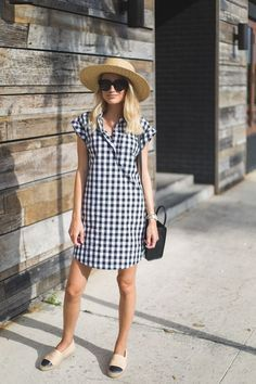 Gingham for the Weekend